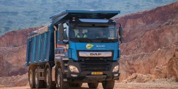 DAF CF, Construction, gana, premio, top, bau, truck, 2.019,