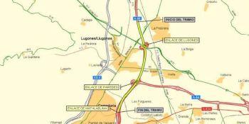 ampliación, remodelación, enlaces, Lugones, Matalablima, A-66,