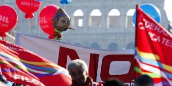 sindicatos, italianos, huelga, transporte, 24 de julio,