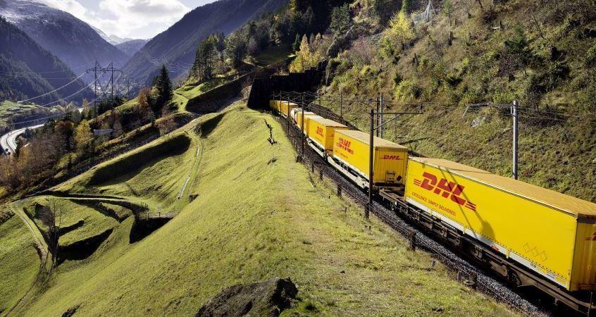 servicio, DHL, transporte, producto, hortofrutícola, español, tren, refrigerado,