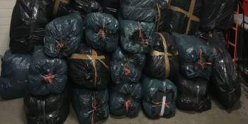 detenido, camionero incautados, kilos, cannabis, procedente, España