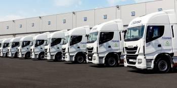 Grupo Alonso, Iveco Stralis NP, unidades, flota, empresas,