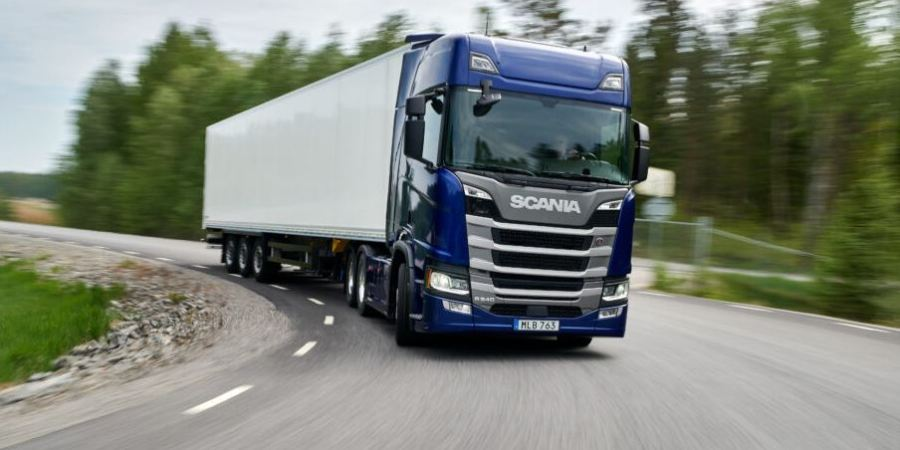 Scania, introduce, alarma, antirrobo, combustible,