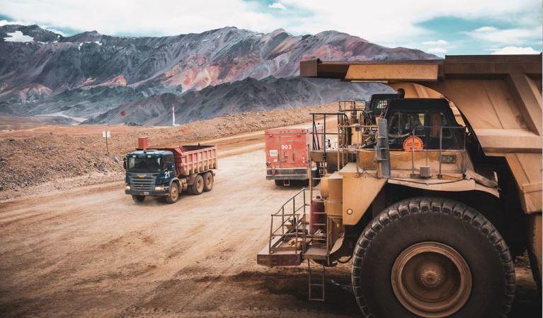 Scania R 620 V8, mina, oro, Argentina, fotos,