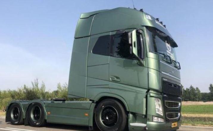 Volvo, cabina, XXL, Globetrotter, entregas, países, fabricantes del sector,