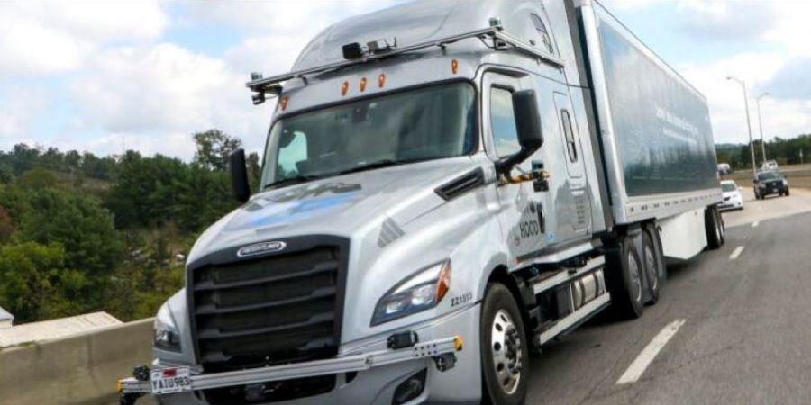 Daimler Trucks, comienza, probar, camines, autónomos, vías, públicas,