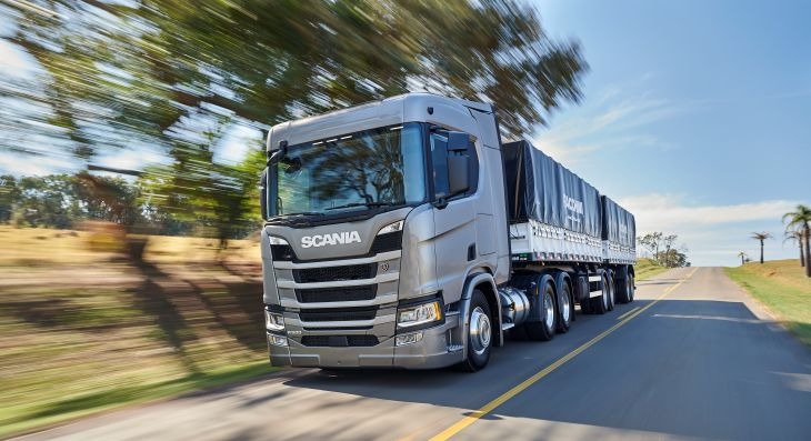 Scania, Brasil, 10.000 pedidos, empresas, fabricantes del sector, internacional,