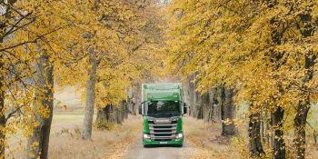 Scania, compromete, alcanzar, objetivo, descarbonización,