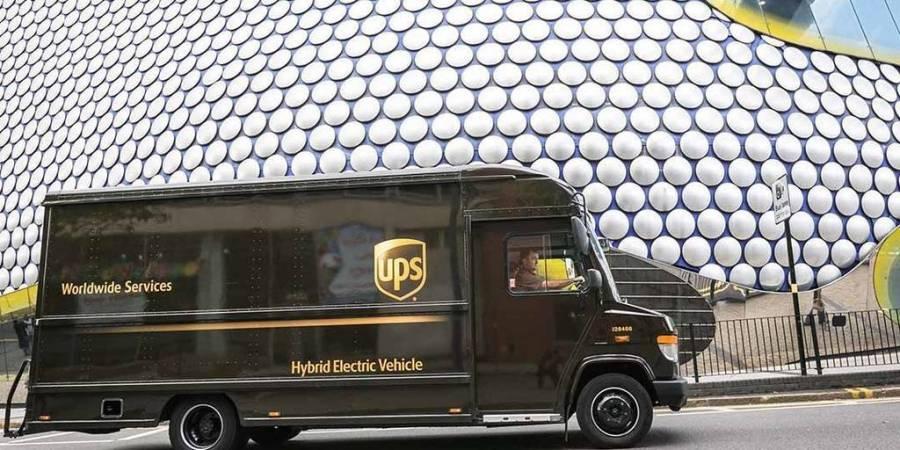 UPS, furgonetas, eléctricas, autonomía, empresas, logística y almacenaje,