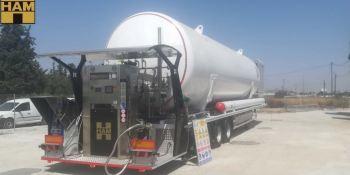 Grupo HAM, abre, primera, estación, gas natural licuado, Murcia,