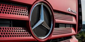 Mercedes-Benz Actros, premio, camión del año 2.020