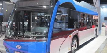Busworld, Solaris Bus, empresas, fabricantes del sector, baterias, motores eléctricos,