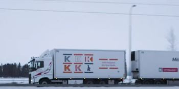 Volvo FH, I-Save, ahorro, combustible, AdBlue, carreteras, Finlandia,