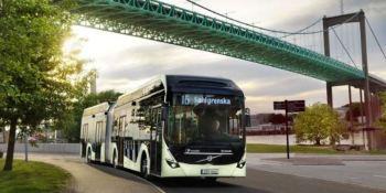 Volvo, autobús eléctrico, venta, empresas, fabricantes del sector,