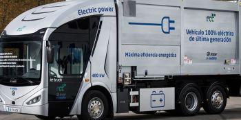 camión eléctrico, Irizar, premio, ecológico,