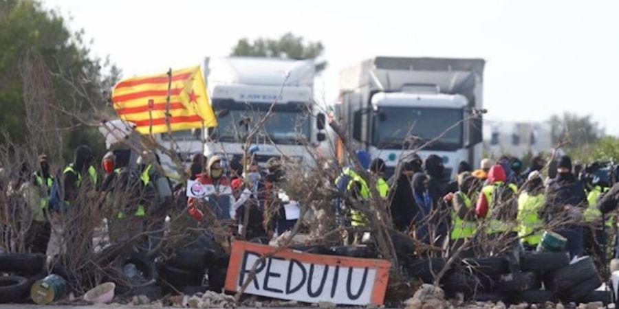 empresas, transporte, Murcia, cuellos de botella, frontera francesa,