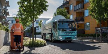Volvo Trucks, venta, camiones, eléctricos, empresas, fabricantes del sector,