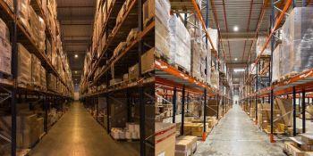XPO Logistics, iluminación, led, almacenes, empresas,
