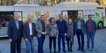autobuses, GNV, Mallorca, Gobierno, Baleares,