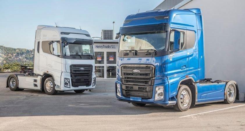 Ford Trucks, inaugura, nuevo, concesionario, Barcelona, fotos,