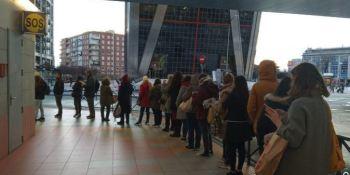 retrasos, colas, huelga, autobuses, Metro, Madrid,