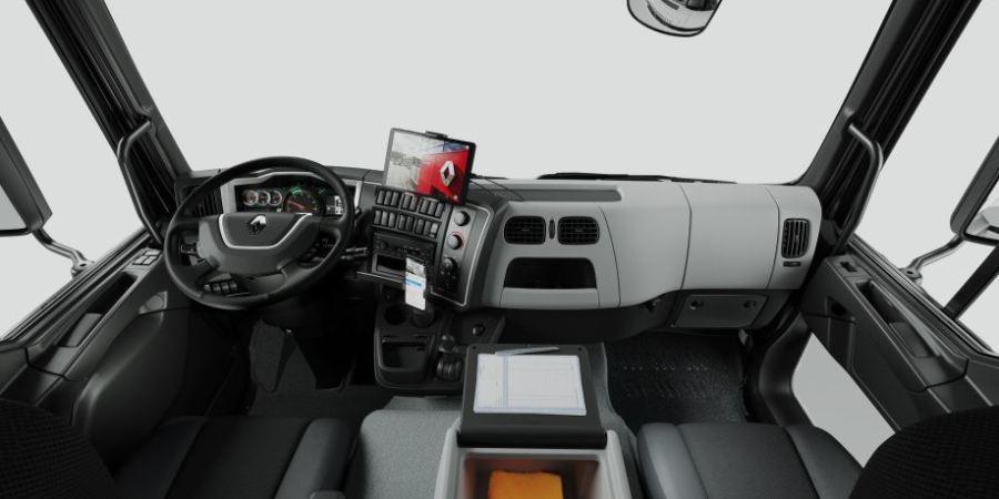 D y D Wide, Renault Trucks, presenta, gama,