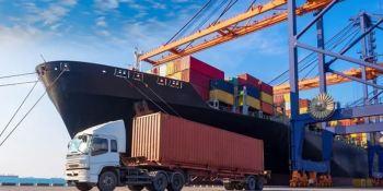 transporte, multimodal, ventajas, tren, barco, camión,