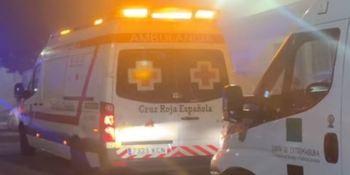fallecido, heridos, colisión, camión, furgoneta, A-66,