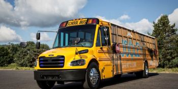 Daimler Trucks, autobuses, eléctricos, escolares,