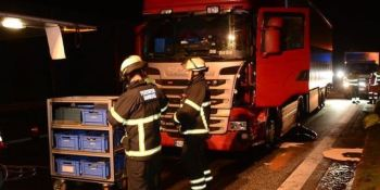 detenido, camionero, provocar, accidentes, Hamburgo,