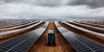 Irizar e-mobility, parque solar, inversión, Europa,