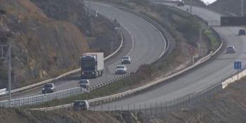 restricción, temporal, circulación, camiones, A-7, Almería,