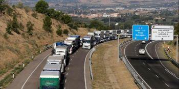 Mossos d'esquadra, accidentes, A-2, Lleida,