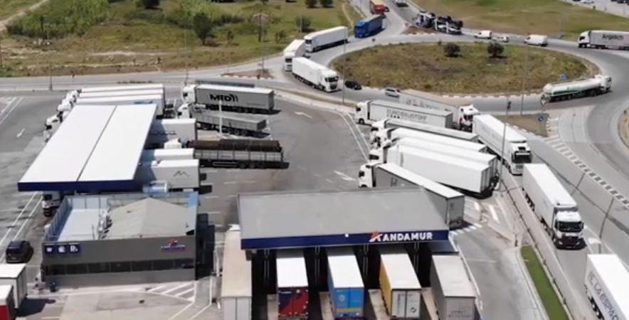 Andamur, Portugal, empresas, servicios al transporte,