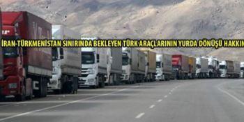 camiones,Turquía, frontera, Irán,