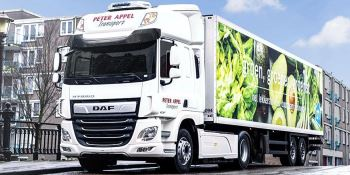 DAF Trucks, pruebas, trabajo real, DAF CF Hybrid,
