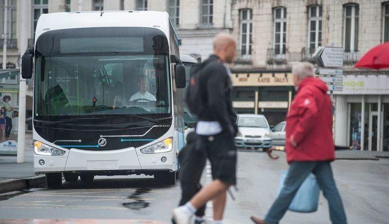 Irizar, autobuses, eléctricos, Genova, empresas,