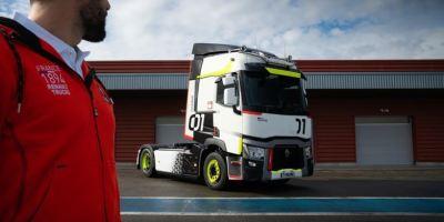 Renault Trucks, presenta, T Racing, usado,