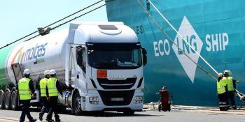Puerto de Huelva, consolida, referente, abastecimiento, GNL,