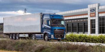 concesionarios, Ford Trucks, mantienen, servicio, transportistas,