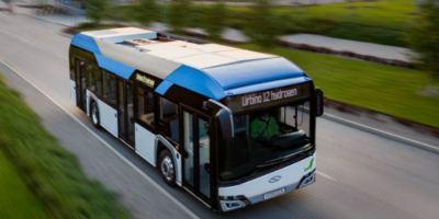 Solaris probará en París su autobús de hidrógeno