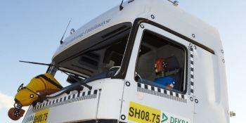 DEKRA, miembro, EURO NCAP, seguridad camiones,