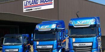 Leyland Trucks, premio, Queen's Award for Enterprise 2020
