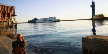 Puerto de Almería, estudia, ofrecer, servicio, bunkering, GNL,