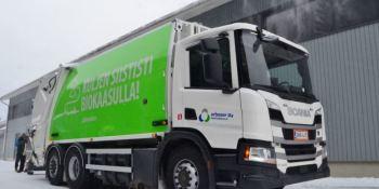 camiones, biogás,Scania, ventaja,