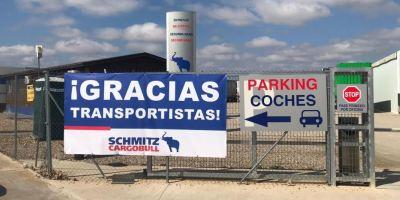 Schmitz Cargobull, comida, bolsas, transportistas,