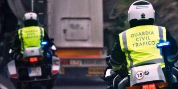 Investigado un camionero por conducción temeraria y cuadruplicar la tasa de alcohol