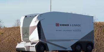 Lidl, camiones, eléctricos, Einride, Suecia,
