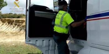 5, investigados, manipulación, tacógrafo, camión,