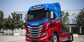 máxima, eficiencia, consumo nuevo Iveco S-way